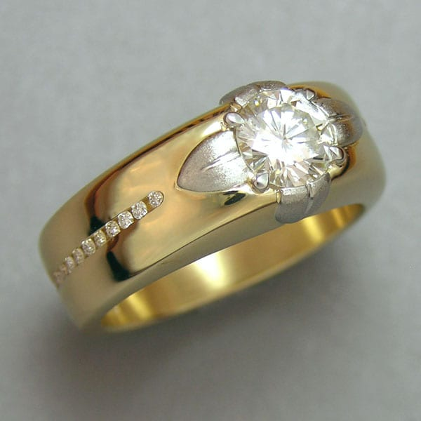 Custom boulder rings boulder jewelry cronin jewelers for Jewelry stores boulder co